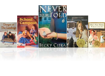 Becky Citra - Books